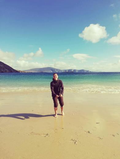 Sean McGibney -- Achill Island