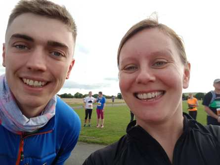 Vale of York Half -- Sean McGibney
