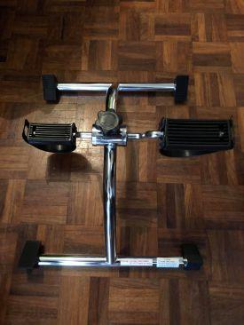 Pedal Exerciser Broken Femur