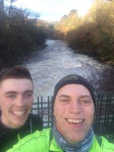 Derek Millar and Sean McGibney