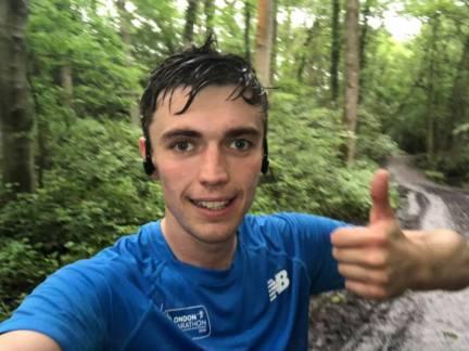 Sean McGibney Running